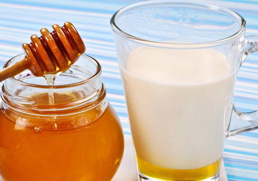 Leite com mel - Benefícios do Leite com Mel para Saúde